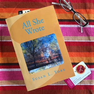 all she wrote by susan l york