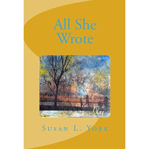 All She wrote by Susan York oklahoma City